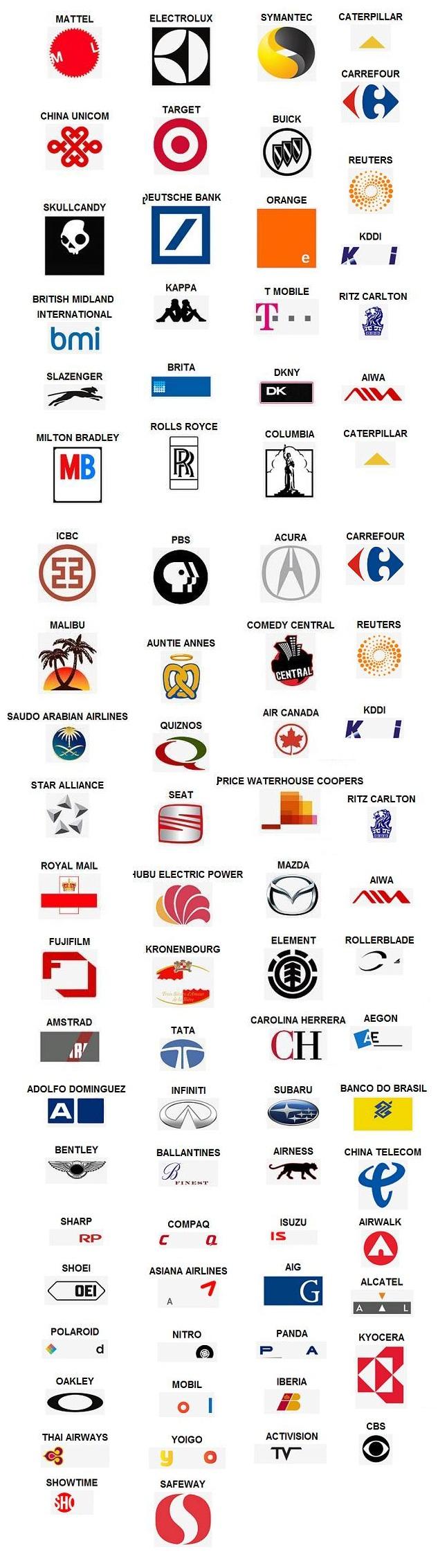 antwoorden logo quiz level 7